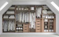 Вентиляция в гардеробной