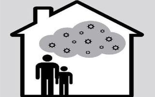 Влияние загрязненного воздуха на человека