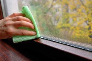 как осушить воздух в доме