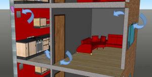 система система вентиляции в многоквартирном доме