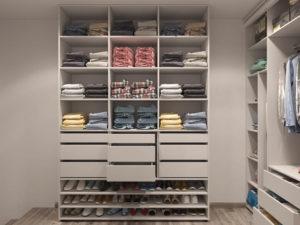вентиляция в гардеробной комнате без окна