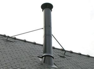 зонт для вентиляции на крышу